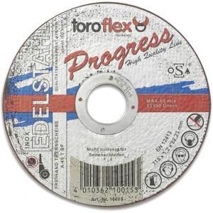 Абразивные отрезные диски по нержавеющей стали 1,2 прямое 125, CIMCO, 208912