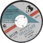 Круг отрезной по металлу Златоуст (180 мм; 22.2 мм) для угловых шлифмашин Fit, FIT, 37023