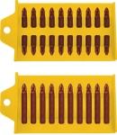 Биты односторонние (РZ 3; 25 мм; 2 шт.) -3, FIT, 56733