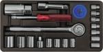 Набор инструмента, FIT, 65021
