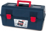 Ящик для инструментов синий + футляр №25, TAYG, 125003