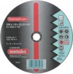Диск отрезной по нержавеющей стали 150x22,2 мм, METABO, 616183000