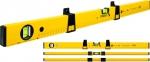 Уровень тип 70МAS, 80 см, 1 вертикальный, 1 горизонтальный, маркировочный, точность 0,5 мм/м, STABILA, 14111