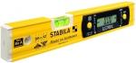 Уровень тип 80A electronic, 30 см, точность 0,5 мм/м, STABILA, 17323
