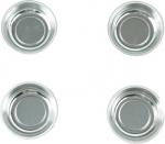 Набор магнитных тарелок, комплект: 4 тарелки, FIXCAP-4, FOXWELD