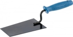 Кельма отделочника, стальная, пластиковая ручка, СИБРТЕХ, 86216
