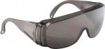 Очки защитные открытого типа, затемненные, ударопрочный поликарбонат, СИБРТЕХ, 89156