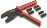 Набор click 'n' crimp ELEKTROTECHNIK (для электротехники) с 3 парами вкладышей, CIMCO, 106000
