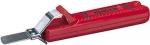 Кабельный нож с прямым лезвием для проводов 8-28мм, CIMCO, 120011