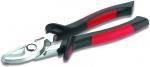 Кабелерез для медного и алюминиевого кабеля диаметром до 25мм и сечением до 25кв.мм (одножильного) и 70кв.мм (многожильного кабеля), CIMCO, 120100