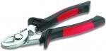 Кабелерез для медного и алюминиевого кабеля диаметром до 16мм и сечением до 16кв.мм (одножильного) и 50кв.мм (многожильного кабеля), CIMCO, 120104