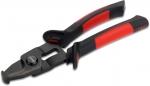 Кабелерез для медного и алюминиевого кабеля диаметром до 18мм и сечением до 16кв.мм (одножильного) и 70кв.мм (многожильного кабеля), CIMCO, 120116