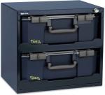 Ящик для хранения Safebox 150 для кейсов CARRY-LITE, в комплекте 2 кейса x 41 8958, CIMCO, 434569